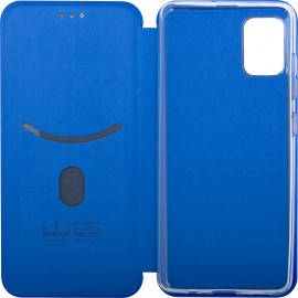 Pouzdro Evolution Samsung Galaxy A51 (Modré)