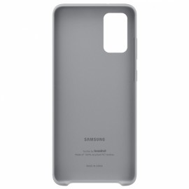 Pouzdro Kvadrat Cover Samsung Galaxy S20+ (Šedé)