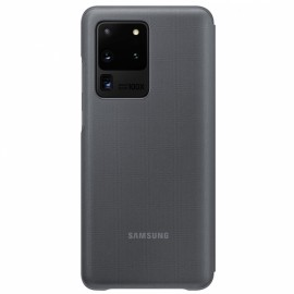Pouzdro LED View Samsung Galaxy S20 Ultra (Černé)
