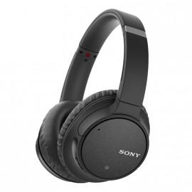 SONY bezdrátová sluchátka WHCH700N (Černé)