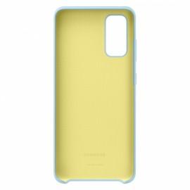 Pouzdro Silicone Cover Samsung Galaxy S20 (Sky Blue)
