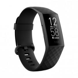 Chytrý náramek Fitbit Charge 4 (NFC) (Černý)