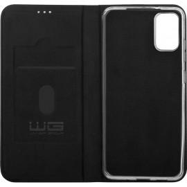 Pouzdro Flipbook Duet Samsung Galaxy A41 (Černé)
