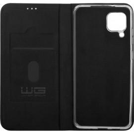 Pouzdro Flipbook Duet Huawei P40 Lite (Černé)
