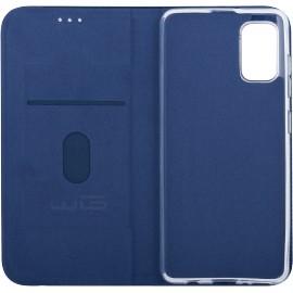 Pouzdro Flipbook Duet Samsung Galaxy A41 (Tmavě modré)