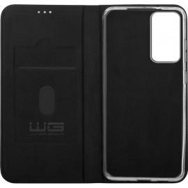 Pouzdro Flipbook Duet Huawei P40 (Černé)