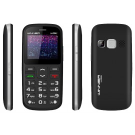 Telefon pro seniory WG8 (2016)