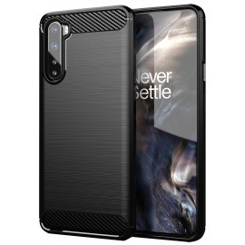 Case Carbon OnePlus Nord (Black)