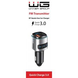 FM transmitter - QC 3.0 +1A