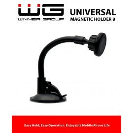 Uniwersalny uchwyt magnetyczny (na szybę) - long/black, 1332837