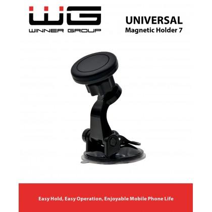 Univerzální Magnetický držák na přední sklo auta - Krátký