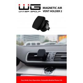 WG Uchwyt samochodowy Ventilation Kwadrat /BB/ black