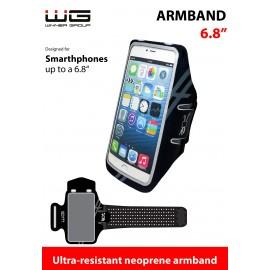 "Armband 6,8"" (Černý)"