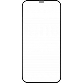 Szkło hartowane 4D Full Glue iPhone 12/12 pro (Czarne)