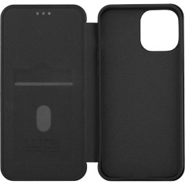 Case Evolution Deluxe edition iPhone 12 (Black)