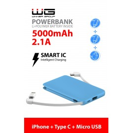 Powerbanka 5000 mAh