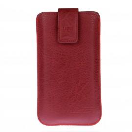 Pouzdro Colour Červená V21