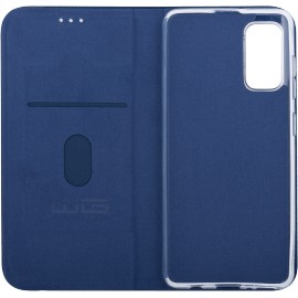 Case Flipbook Duet Samsung Galaxy S20 FE (Blue)