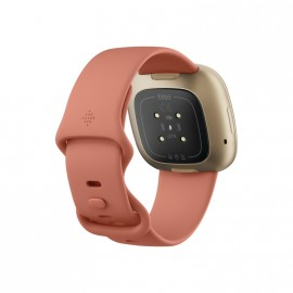 Hodinky Fitbit Versa 3 (Pink-Clay)
