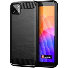 Case Carbon Huawei Y5P/Honor 9S (Black)