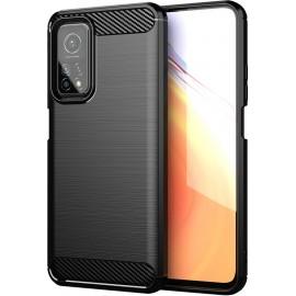 Case Carbon Xiaomi Mi 10T 5G/Mi 10T Pro 5G (Black)