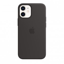 Pouzdro Silicone Case s MagSafe iPhone 12 Mini (Černé)