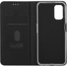 Case Flipbook Duet Realme 7 5G (Black)