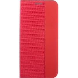 Pouzdro Duet Xiaomi Redmi Note 9T (Červené)