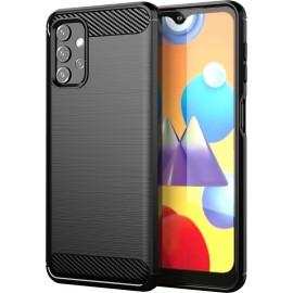 Case Carbon Samsung Galaxy A32 5G (Black)