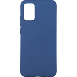 Case Liquid Samsung Galaxy A02s (Dark blue)