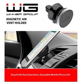 Univerzální magnetický držák do auta WG 20 (Černý)