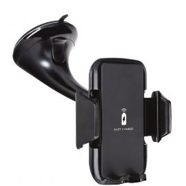 Bezdrátová nabíječka do auta/Fast Wireless Car Charger/black