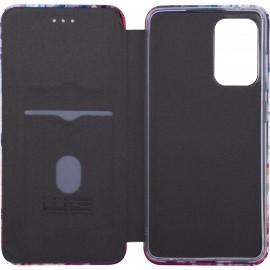 Pouzdro Evolution 3D Glitter Samsung Galaxy A52 5G / Samsung Galaxy A52 4G (LTE)