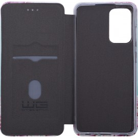 Case Evolution 3D Flowers Samsung Galaxy A52 5G / Samsung Galaxy A52 4G (LTE)