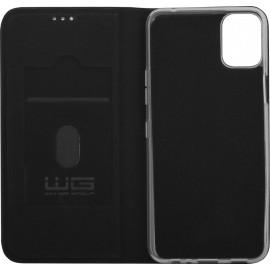Etui Flipbook Duet LG K42 (Czarne)