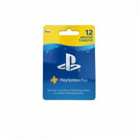 Sony PlayStation Plus Card Hang 365 Days (CZE)