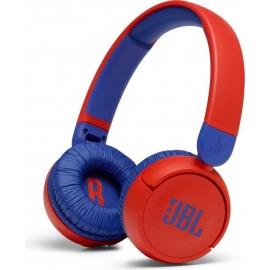 Sluchátka JBL JR 310BT (Červený)