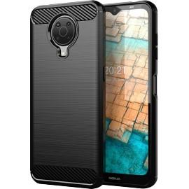 Case Carbon Nokia G10 / Nokia G20 (Black)